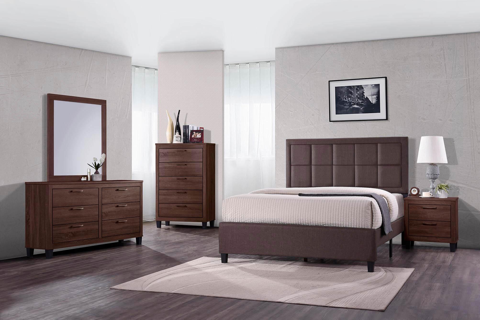 Chaz Bedroom Set