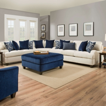 Sophia Stone Sectional