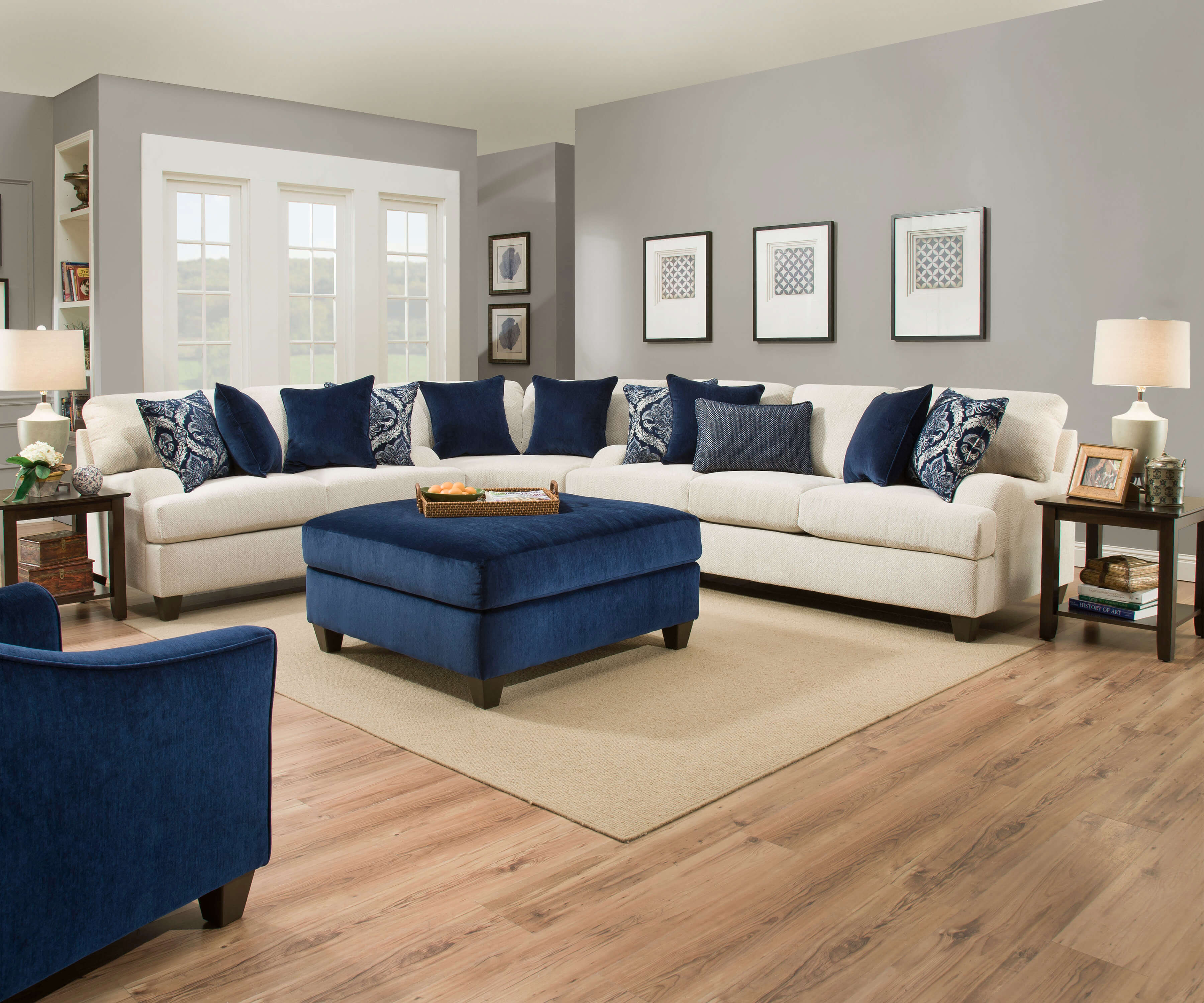 Strange 4002 Sophia Stone Sectional Gmtry Best Dining Table And Chair Ideas Images Gmtryco