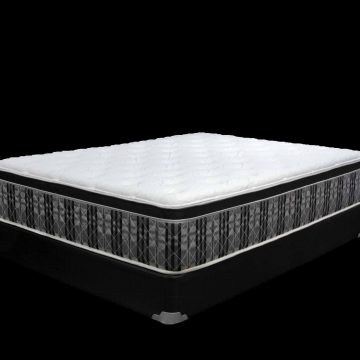 Carraway Euro Top Mattress Set