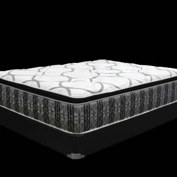 Carraway Premium Pillow Top Mattress Set