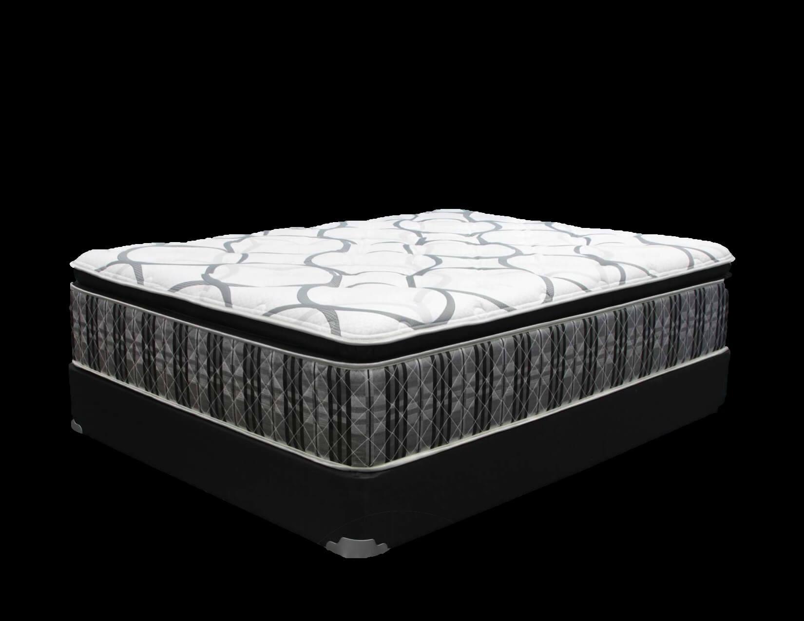 Carraway Premium Pillow Top Mattress Set