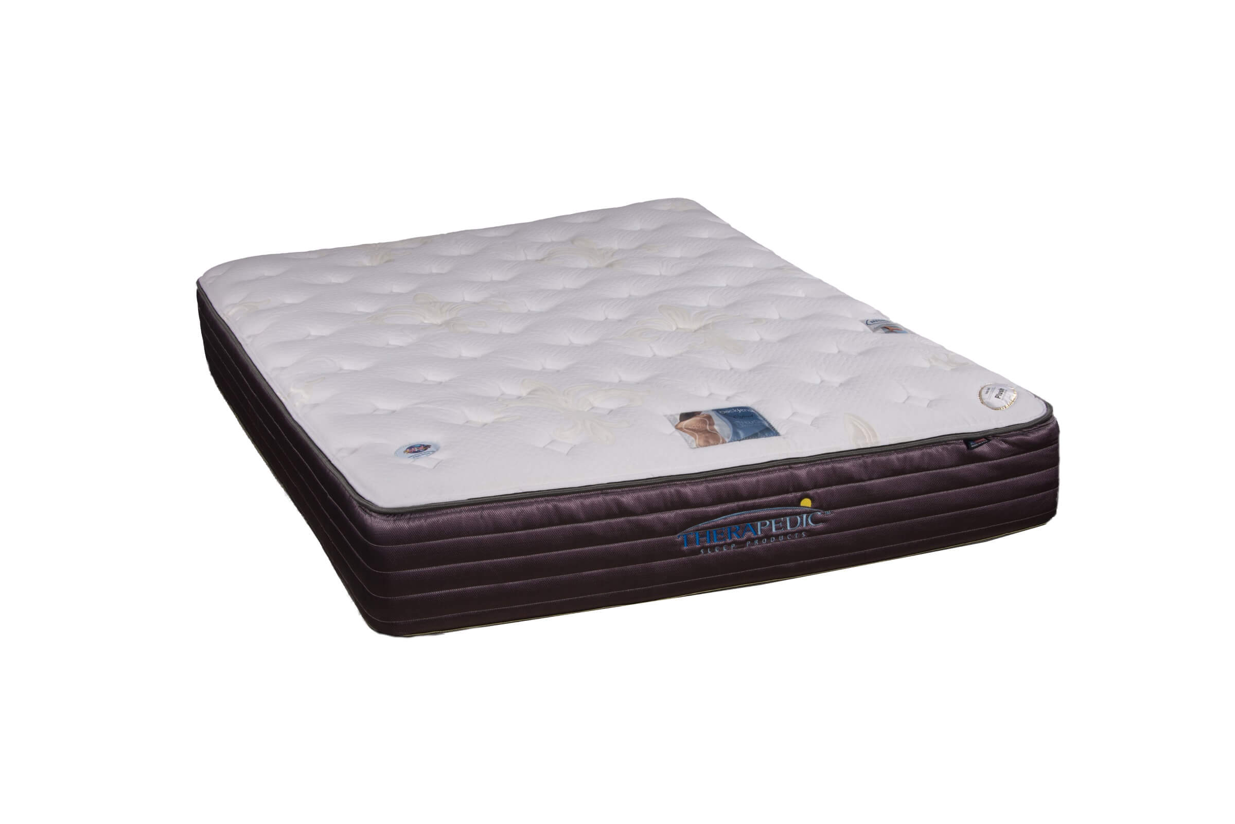 Oxford Plush Mattress - Purple Mattress