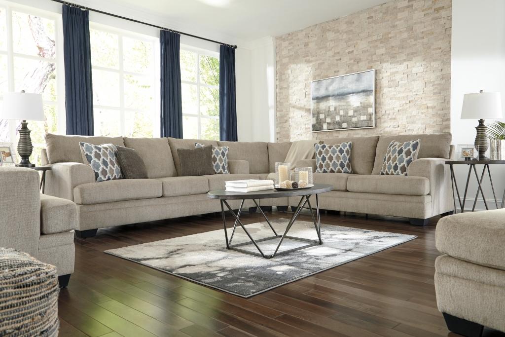 Dorsten Sisal Sectional Urban Furniture Outlet