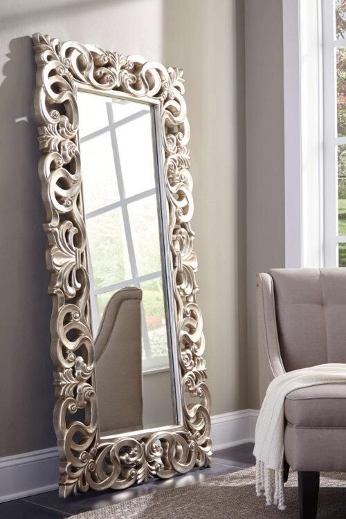 lucia accent mirror