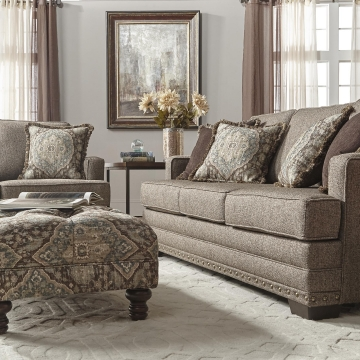buckhorn sofa and loveseat