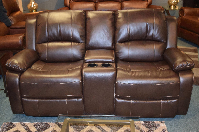 Brown Reclining Sofa Amp Loveseat Set Urban Furniture Outlet