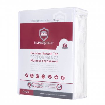 Slumbershield Encasement Mattress Protector