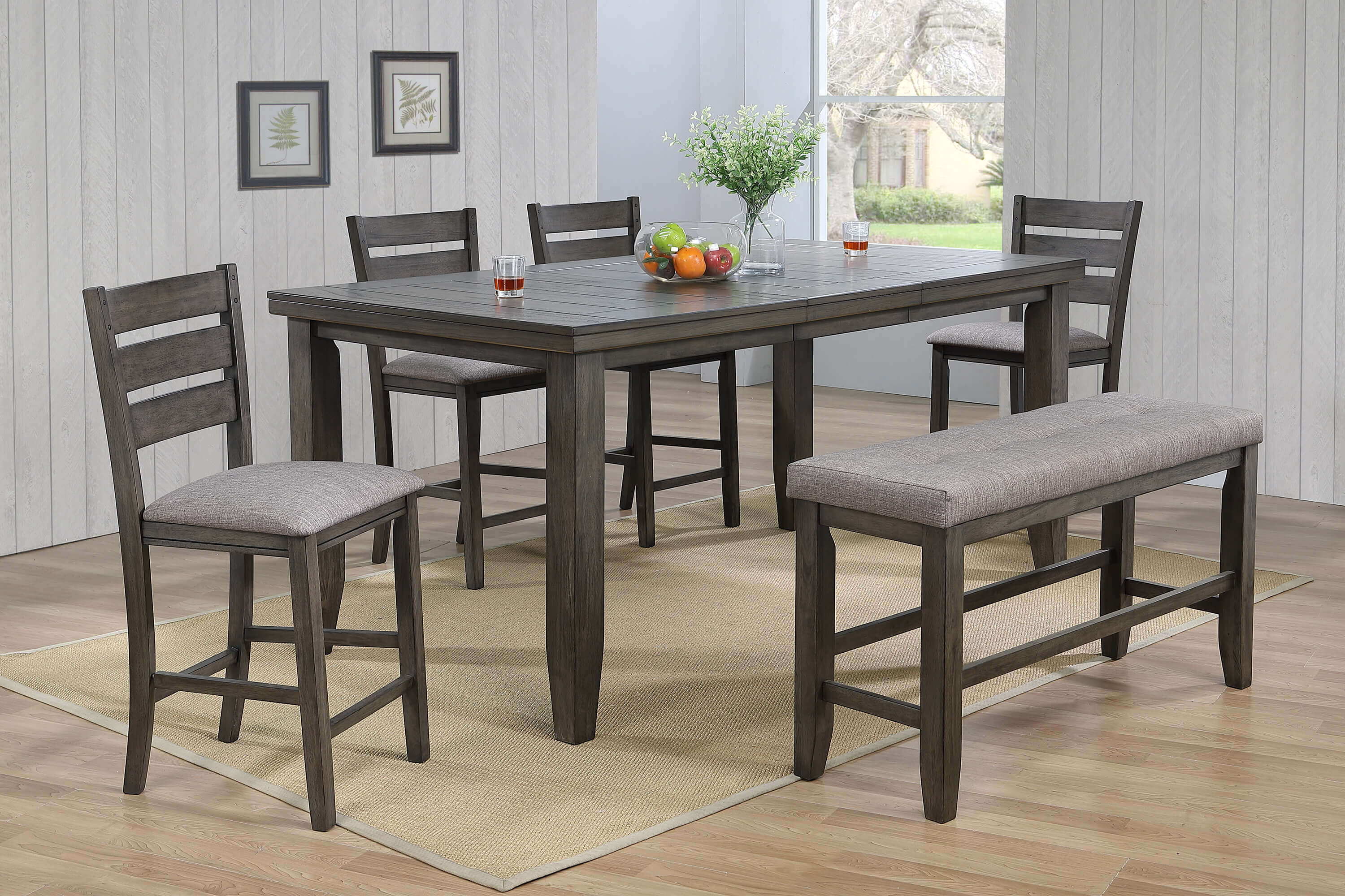Dining Room Sets With A Bench 2