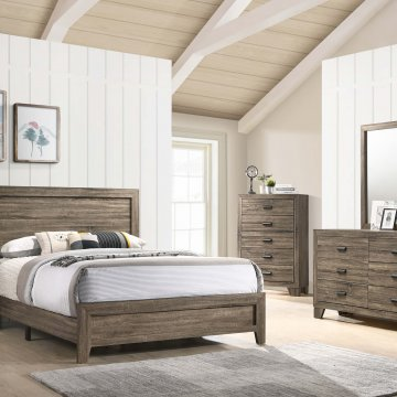 B9200 Millie Grey Bedroom Set