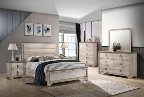 Patterson Bedroom Set