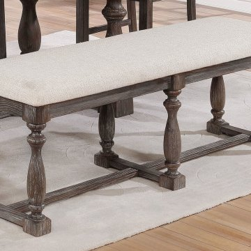 Regent Dining Room Set Bench