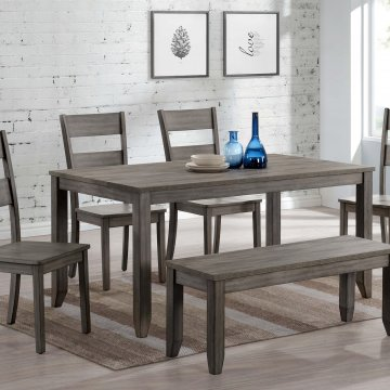 1131 Sean Grey Dining Set