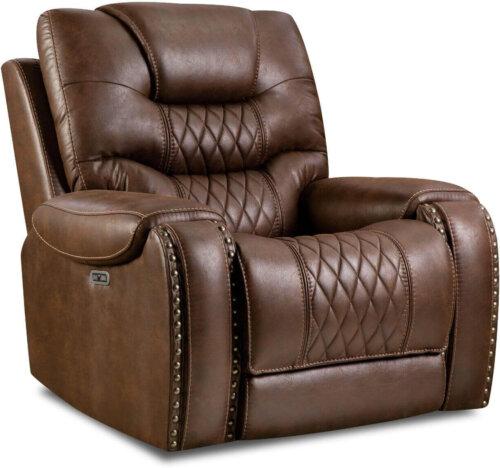 Titan Reclining Sofa and Loveseat