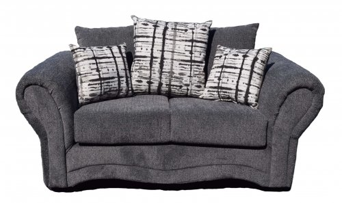 Venus Slate Sofa and Loveseat