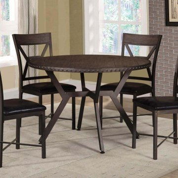 Zeplin Round Dining Table Set