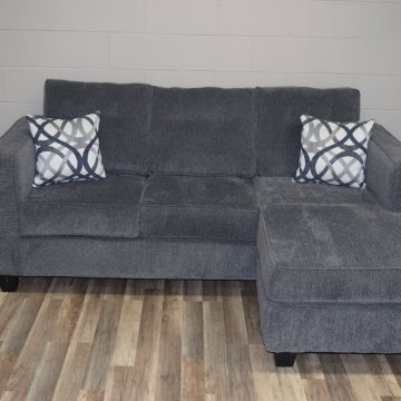 Venus Slate Sectional