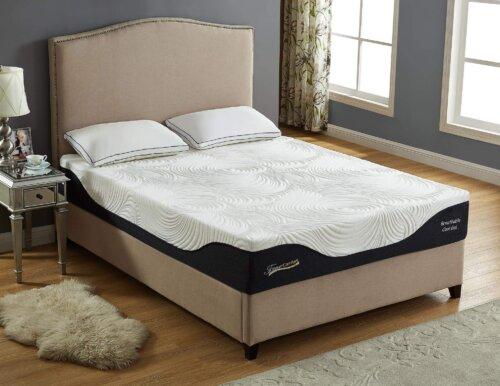 Urban Comfort Sleep Memory Foam Mattress