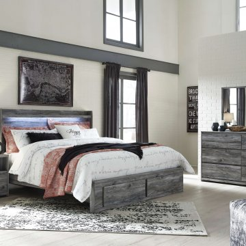 Baystorm Storage Bedroom Set