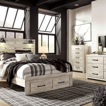 Cambeck Storage Bedroom Set