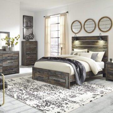 Drystan Storage Bedroom Set