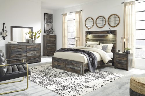 Drystan Storage Bedroom Set