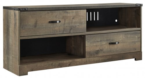 Trinell Brown TV Stand