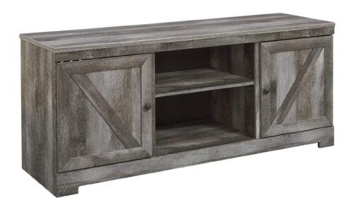 Wynnlow Weathered Grey TV Stand