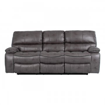 highlander gunmetal sofa