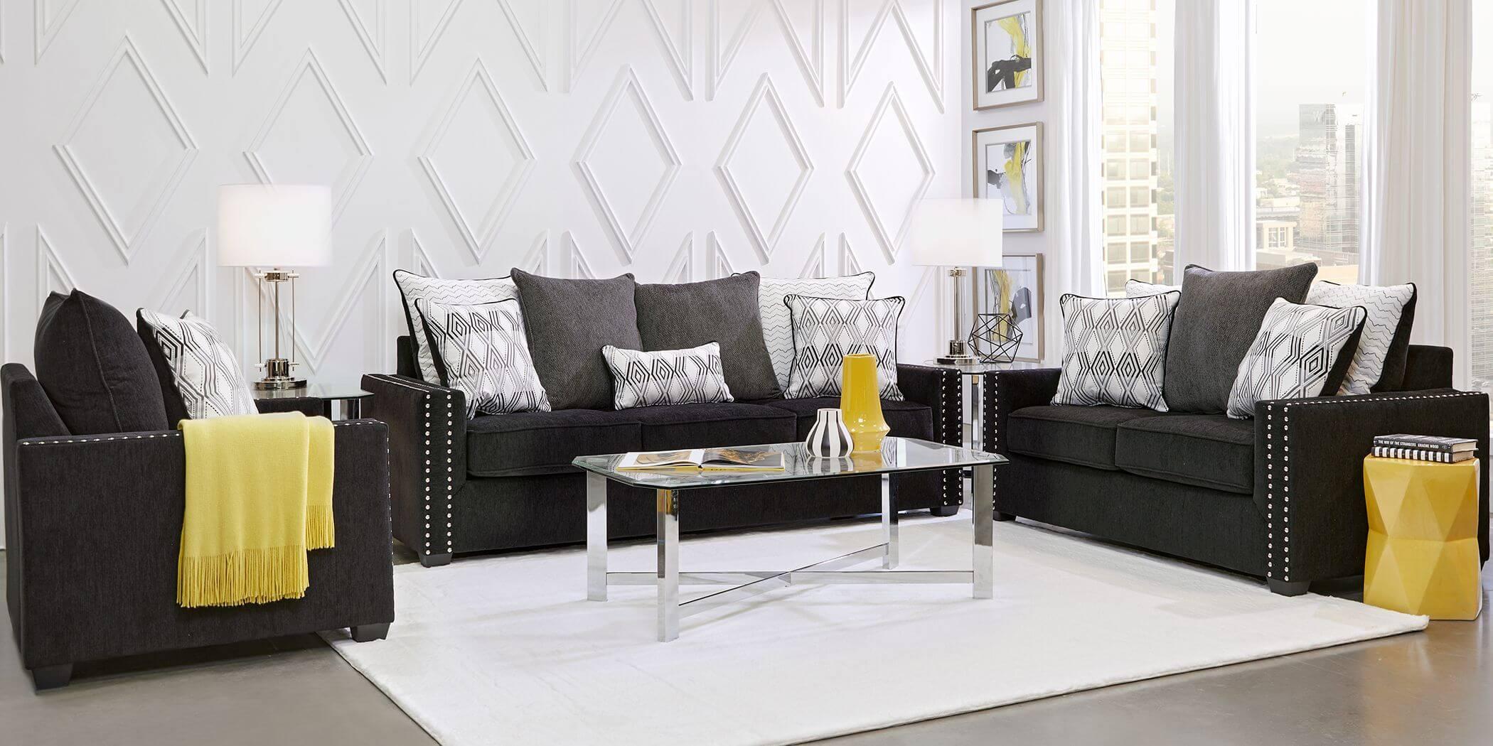 2095 vogue ebony living roomdiscontinued • urban
