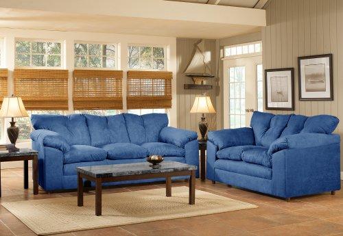 Bulldozer Royal Sofa and Loveseat