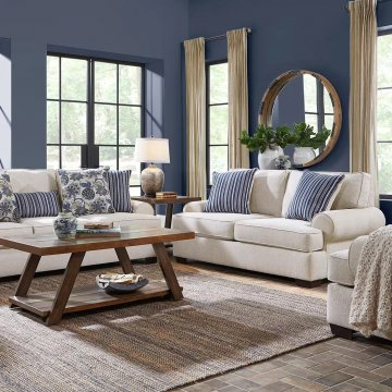 Lacy Doe Living Room Set