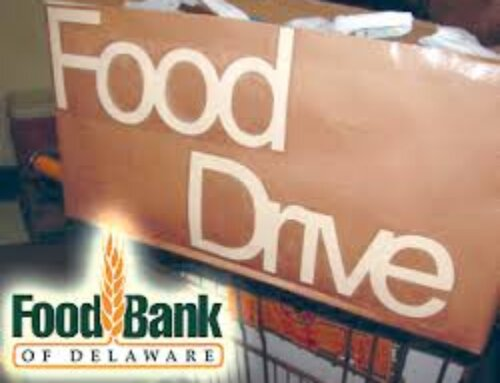 UFO 2020 Holiday Food Drive for Food Bank of Delaware