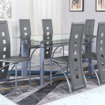 Echo Grey Dining Set