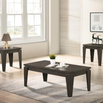Della Coffee and End Table Set