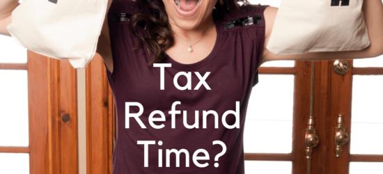 Tax Refund Time_