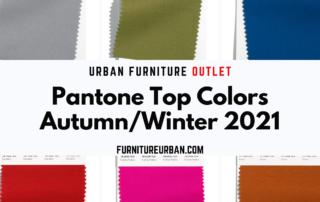 Pantone Top Colors for Fashion & Home - Autumn/Winter 2021