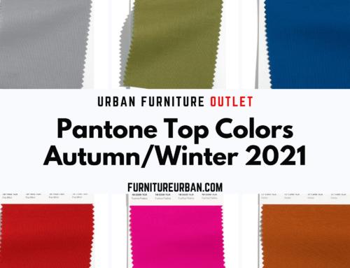 Pantone Top Colors for Fashion & Home – Autumn/Winter 2021