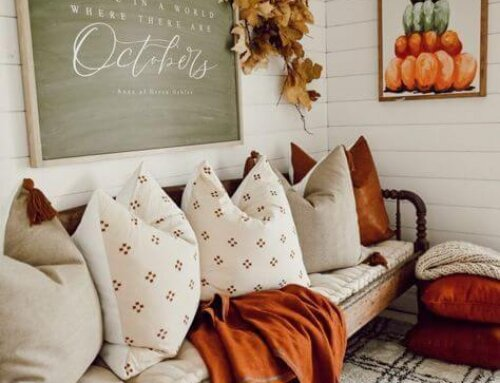 Creating a Cozy Vibe at Home this Fall